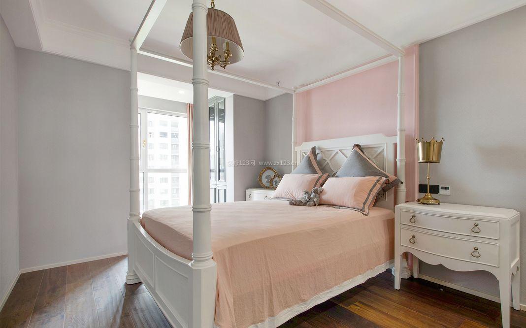 12平米卧室床装修效果图片