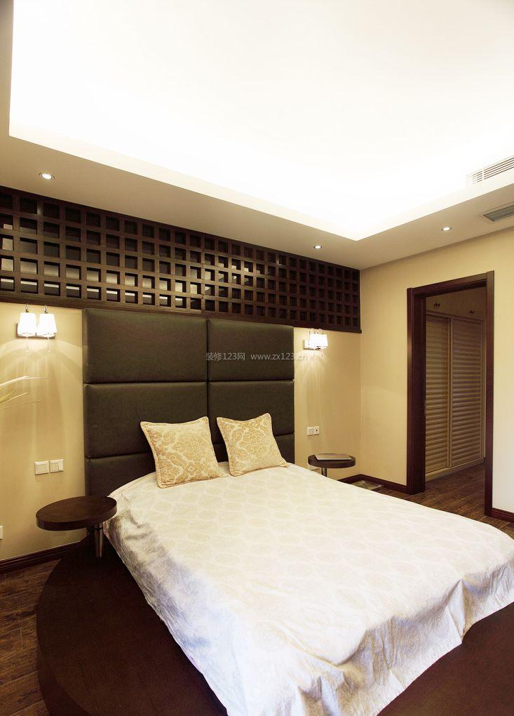 家装12平米卧室室内装修效果图