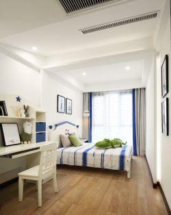 12平米婚房卧室吊顶装修效果图欣赏