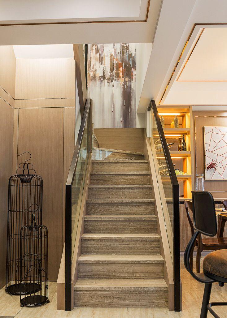 室内楼梯设计的几种新鲜方法