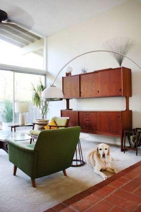古典現代風格 實木家具圖片