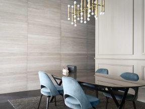 北欧风格装修设计 家庭餐厅装修效果图片
