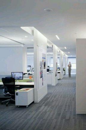 現代辦公屏風 天河辦公室裝修