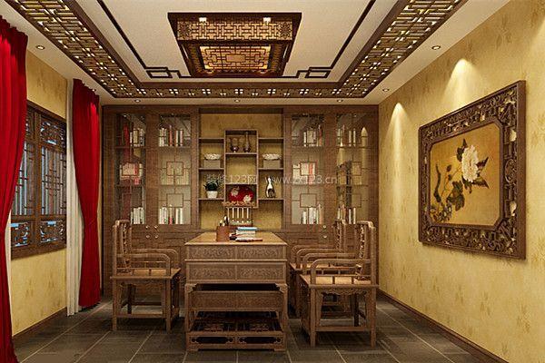 广州中医馆装修设计 如何打造中式风格中医馆图片