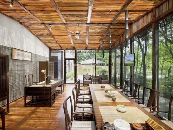 日式餐厅装修费用 日式餐厅装修设计