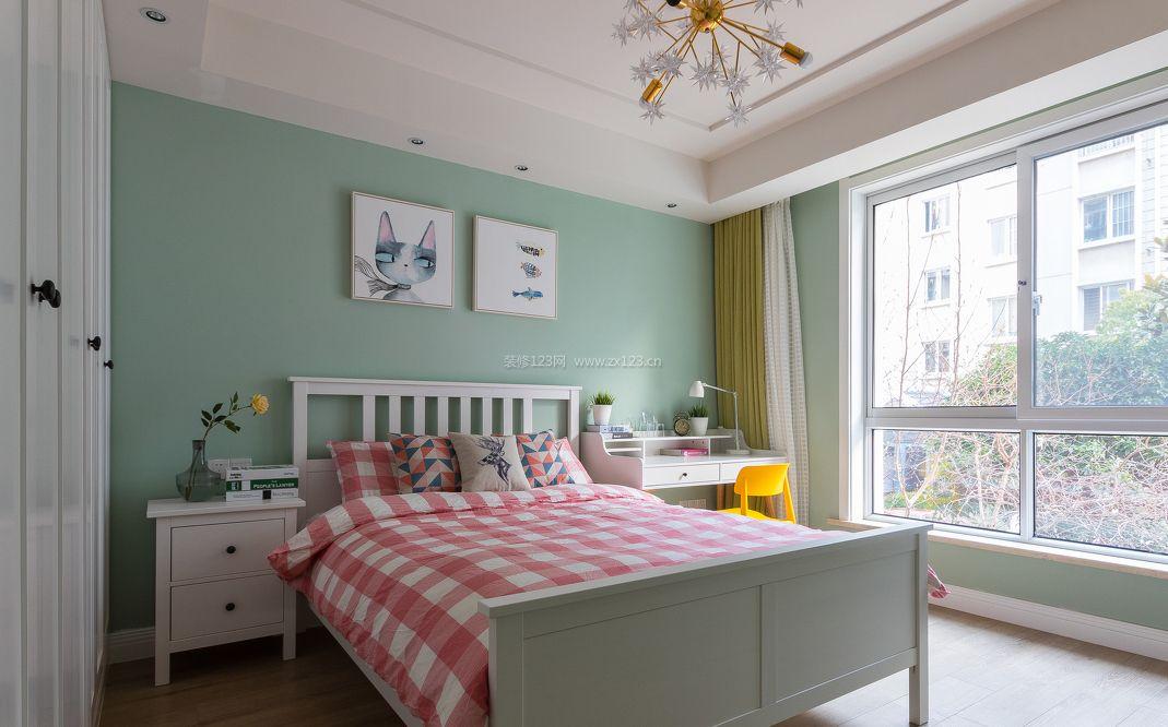 背景墙 房间 家居 起居室 设计 卧室 卧室装修 现代 装修 1069_666