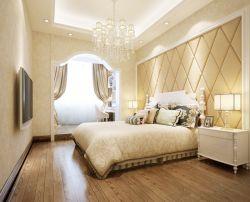 最新欧式卧室床头背景墙图片大全图片