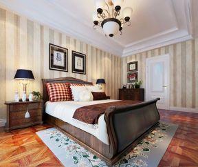 歐式臥室床頭背景墻