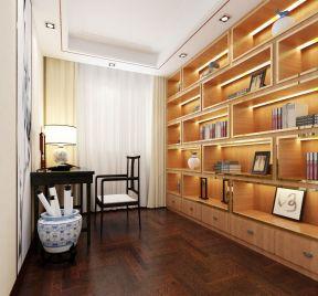 新中式风格装饰元素 新中式风格书房装修效果图