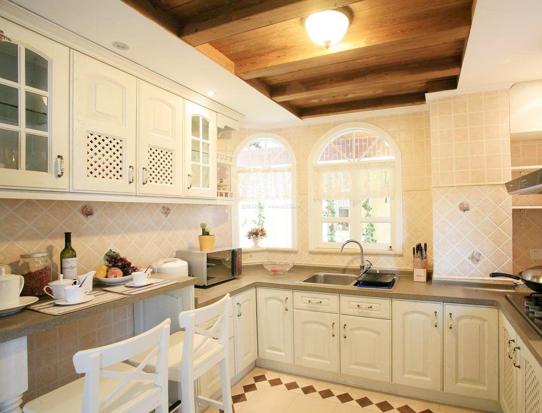 农村厨房设计装修效果图有哪些 应该怎么样对农村厨房