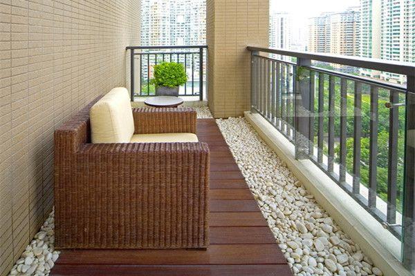 小阳台怎么装修节省空间?三大妙招来教你