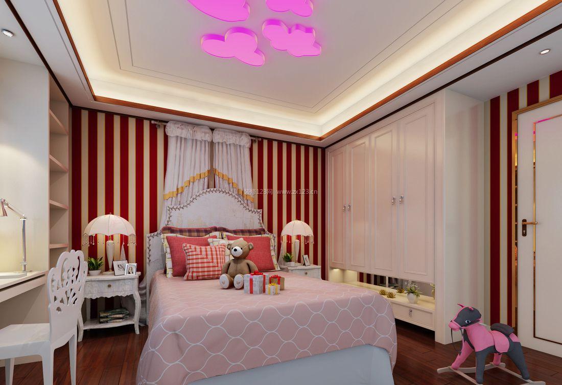 最新小孩房间室内装修效果图片大全