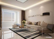 三室两厅装修案例 简单温馨之家