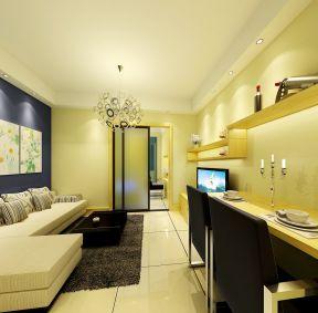 30平单身公寓效果图