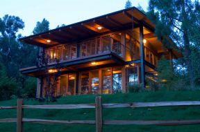 農村二層樓房設計圖
