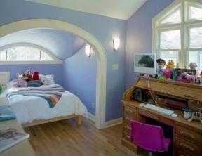 小孩房間裝修效果圖 白色門框裝修效果圖片