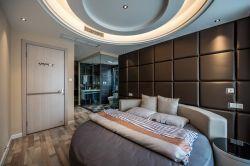 89平房子臥室軟包背景墻裝修設計效果圖