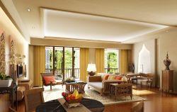 東南亞風格別墅客廳家具圖片