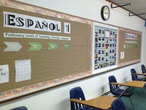 教室布置设计图片
