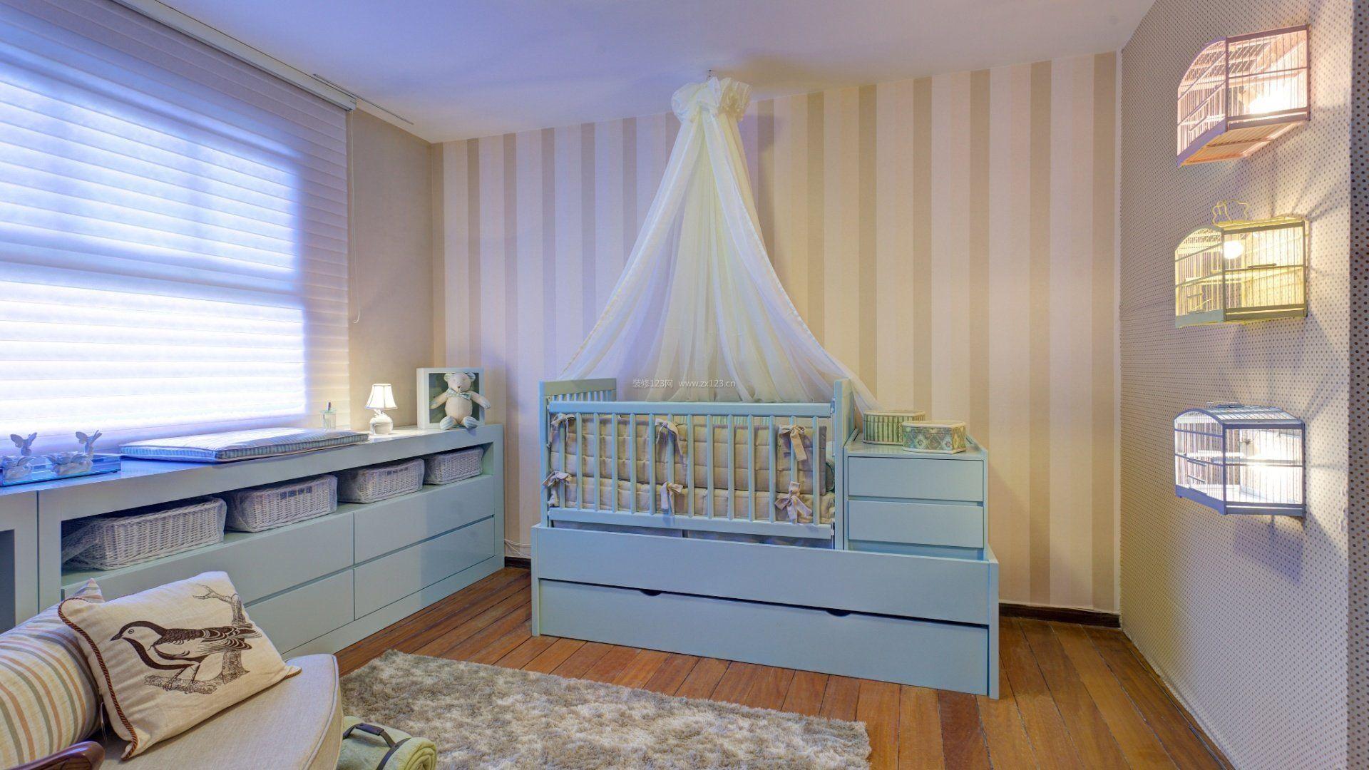 小户型室内儿童房装修装饰效果图