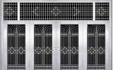 不锈钢材质门规格 不锈钢材质门安全系数