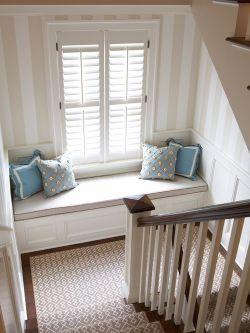 室内楼梯隔墙设计效果图