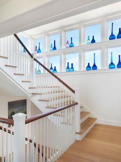农村小别墅室内楼梯设计装修图片大全图片