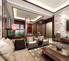 客廳效果圖 中式家裝效果圖