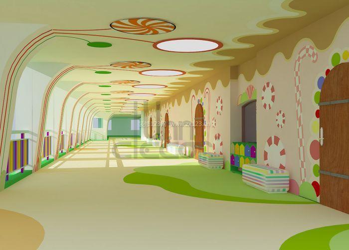 幼儿园森林主题图片