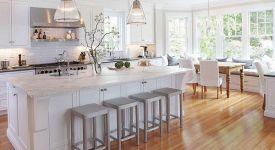 開放式廚房吧臺如何設計 讓生活更加精彩