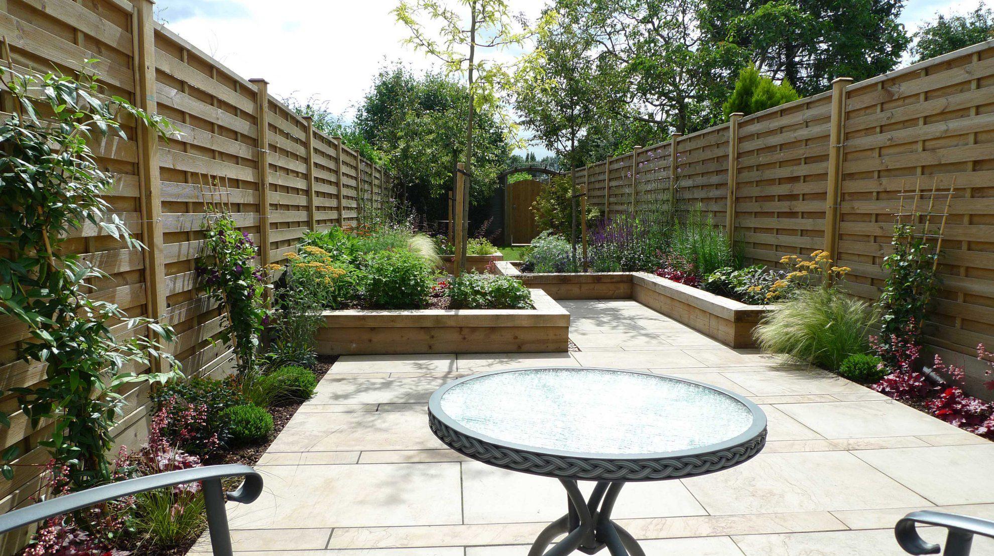 别墅小花园装修设计实景图