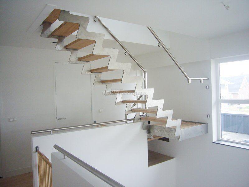 60平方跃层楼梯设计图展示