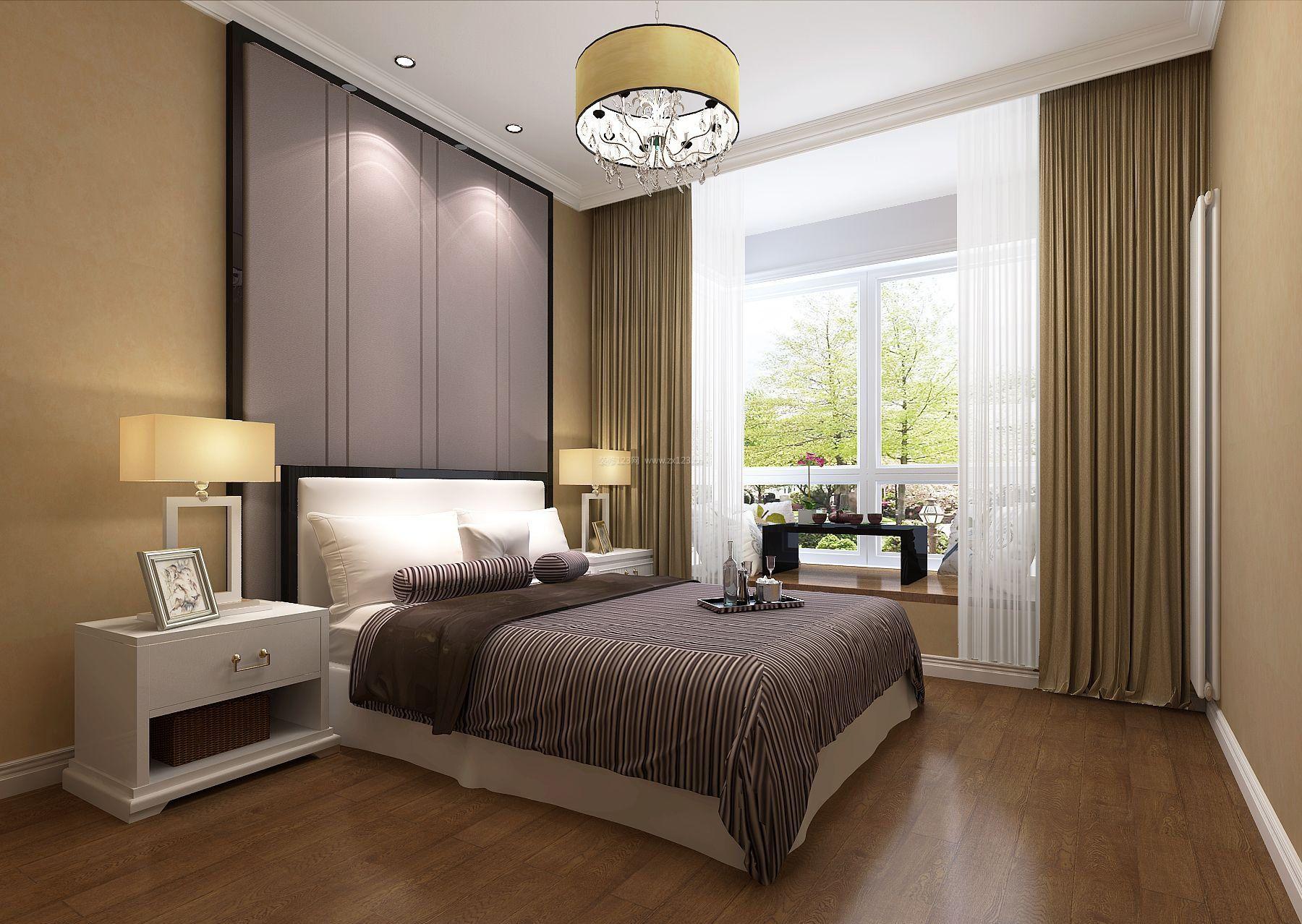 普通家庭卧室设计装修效果图大全图片