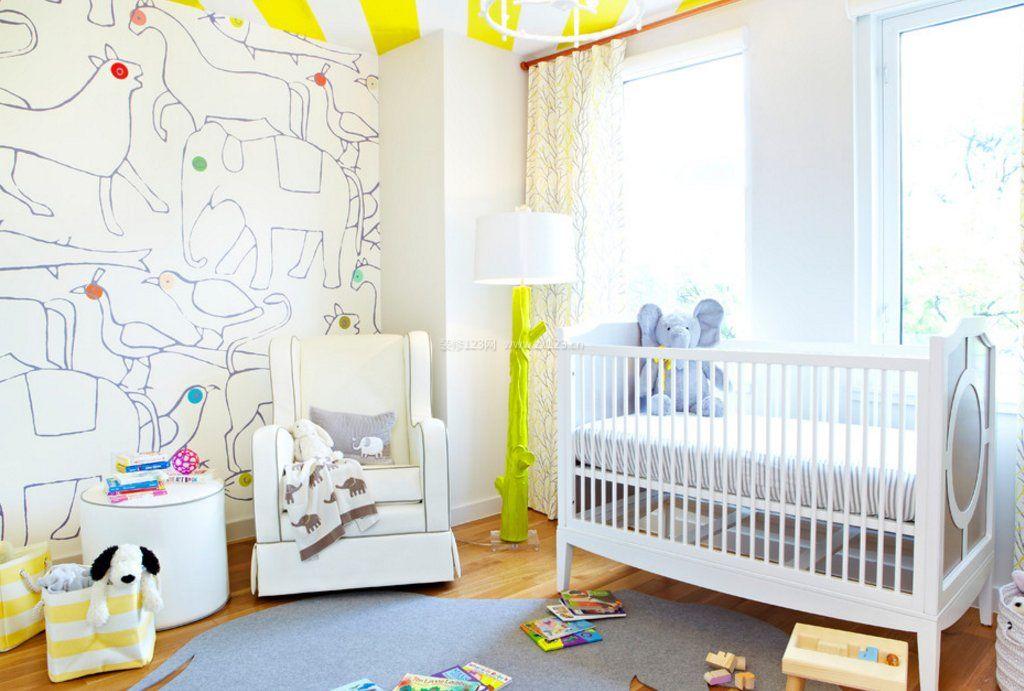 10平米小卧室创意墙绘设计图片
