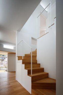 跃层楼梯装修效果图片赏析图片