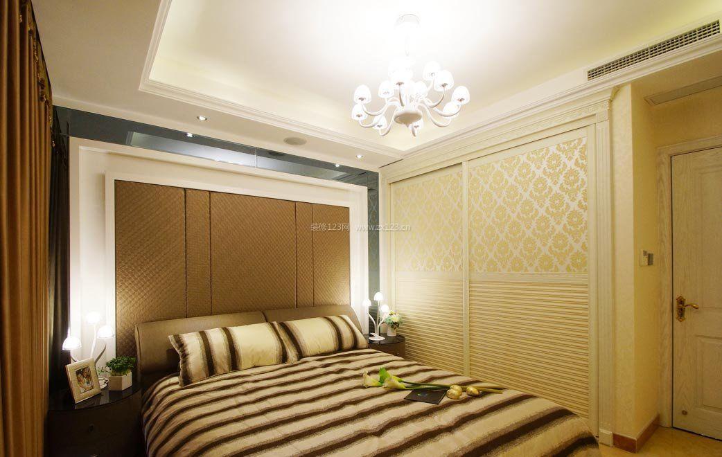 卧室壁橱内部格局展示