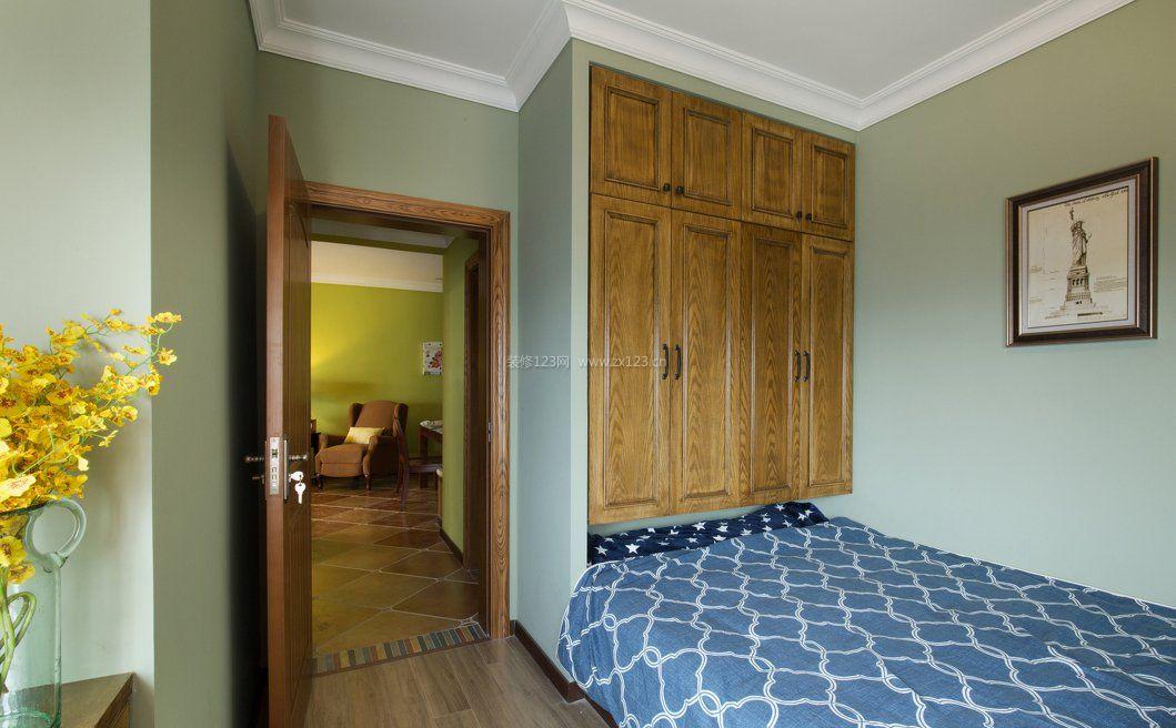 房屋卧室壁橱装修效果图片大全