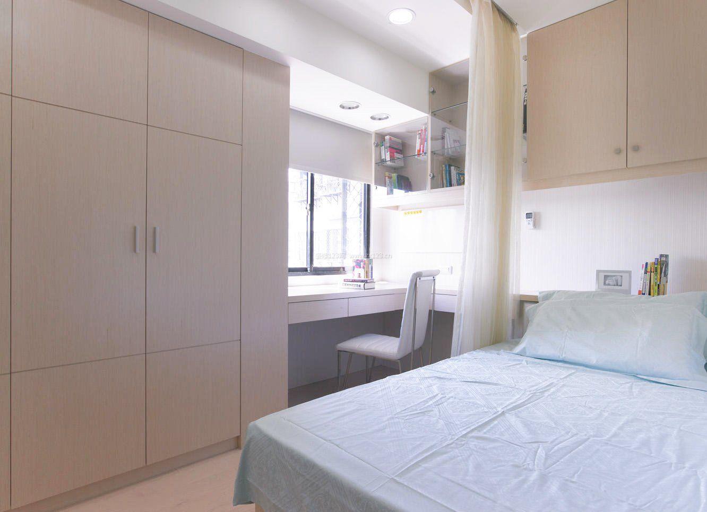 新房卧室壁橱装修效果图