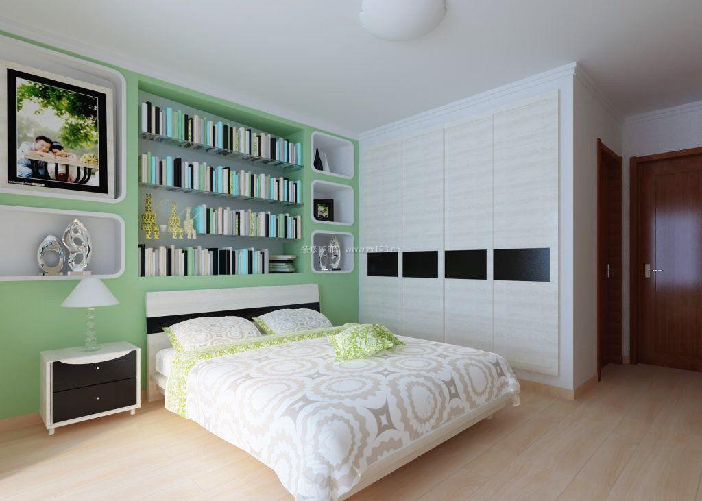 卧室壁橱装修效果图片