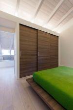 新房卧室壁橱装修效果图片大全