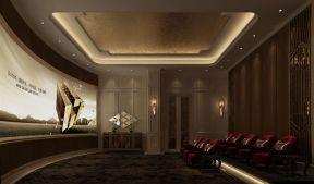 售楼部设计方案装修效果图片 欧式风格装修设计效果图