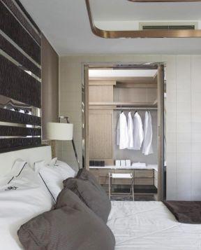 卧室壁橱装修效果图