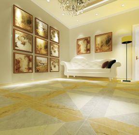 效果室内装修房子仿古图片背景净色地砖墙效果图图片