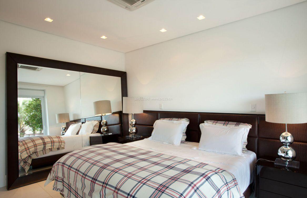 农村三层别墅简单卧室装修效果图大全