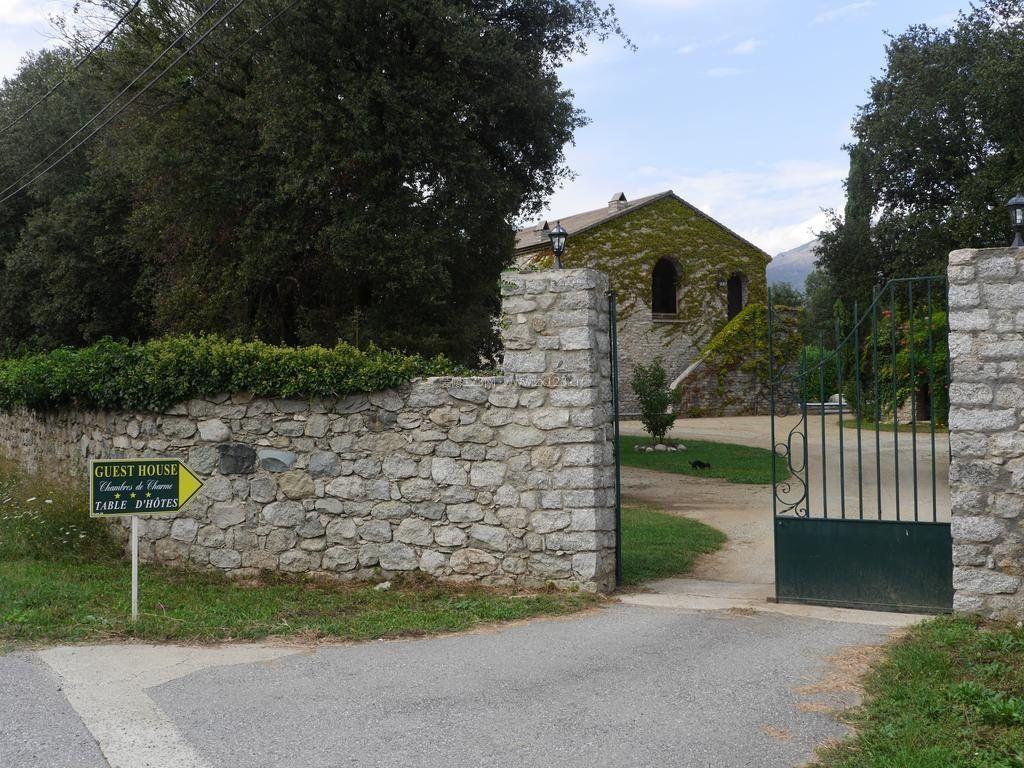 农村小别墅围墙大门墙砖墙面装修效果图片
