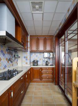 l型廚房裝修設計效果圖片