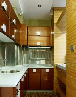 l型廚房裝修設計效果圖