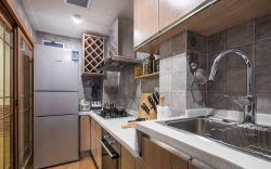 l型廚房裝修效果圖片