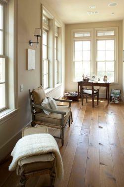新房裝修室內實木地板貼圖效果圖圖片