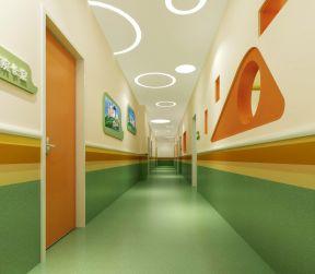中班主题墙布置图片 幼儿园走廊设计效果图图片